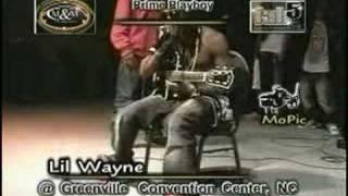 LiL Wayne & BirdMan ( Leather So Soft)