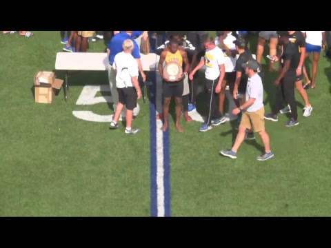 Region VI Track and Field Championships (Running Events only)