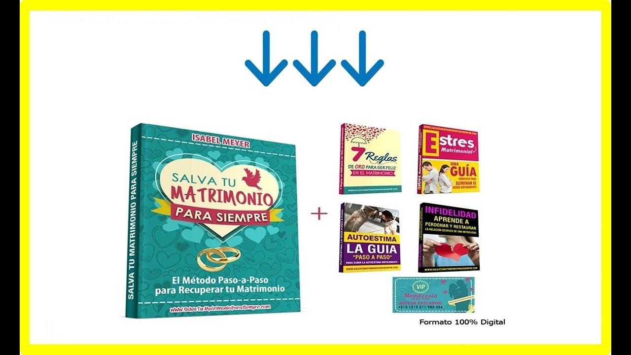 >>> Libro Salva Tu Matrimonio para Siempre Descargar PDF?