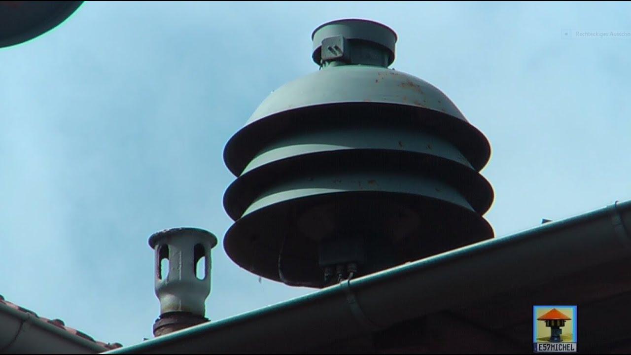 how to make an air raid siren