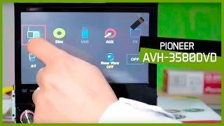 DVD Pioneer AVH-3580DVD - Lançamento 2013