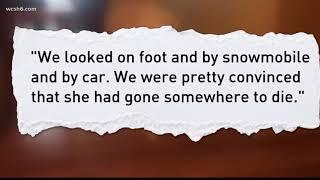 行方不明となってから5日後、雪の中に生き埋めになっていた犬が無事救出される(アメリカ)