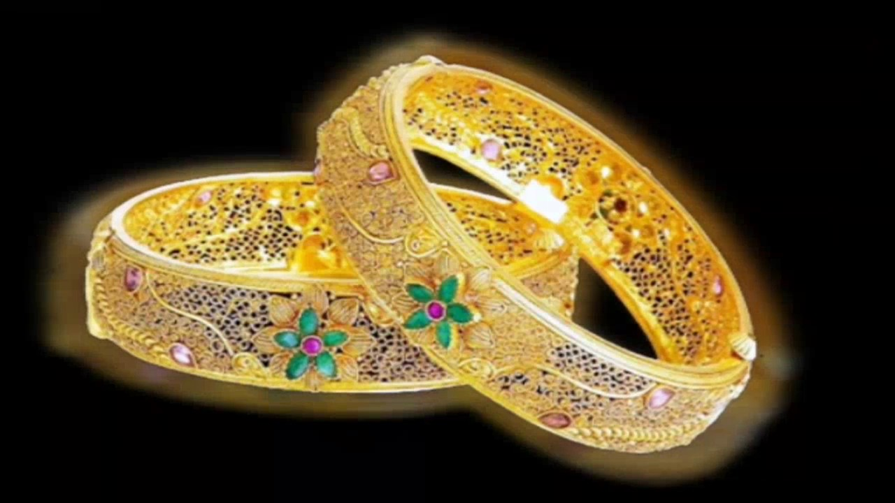 1008a7490be58 Gold bangles designs in 20 grams models