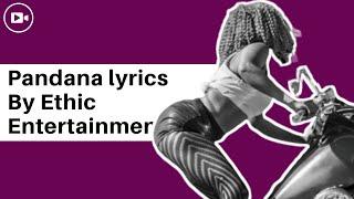 ETHIC - PANDANA [Official lyrics+Audio].mp3