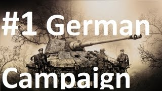 Iron Front German Campaign Part 1 Let