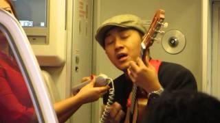 Video Singing flight attendant on Air Asia download MP3, 3GP, MP4, WEBM, AVI, FLV Agustus 2018