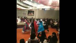 Attan Afghan Dance by girls