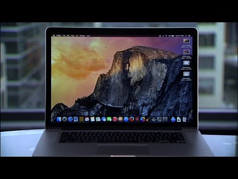 Yosemite's new look and defining features