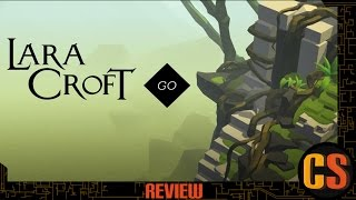 LARA CROFT GO - PS4 REVIEW