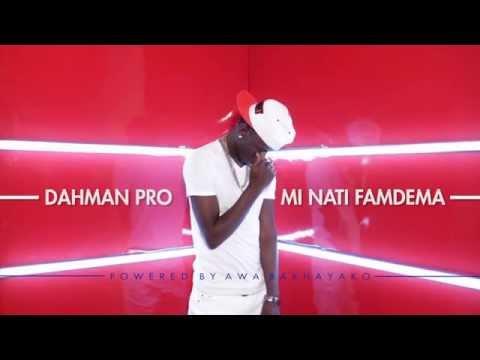 Dahman Pro - Mi Nati Famedéma