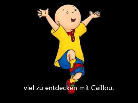 Caillou  mit s HQ Deutsch