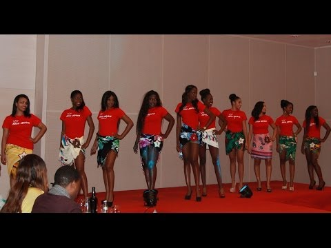 Miss Africa Switzerland 2013 Final Night Official Video