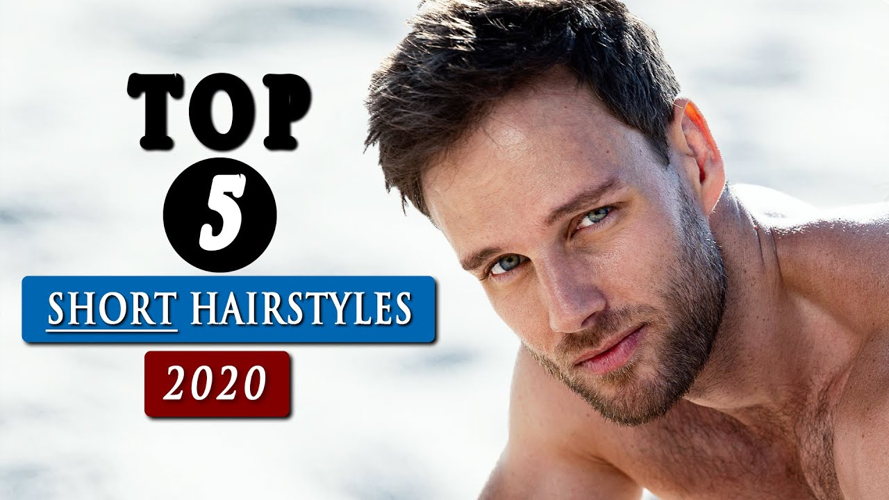 Best Short Hairstyles For Men In 2020 Youtube