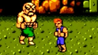 Double Dragon (NES) Playthrough (No Death)