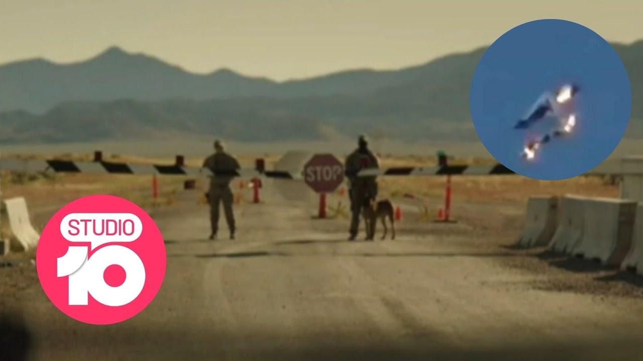 'UFO' Docu-Series Exposes The Cover-Ups And Alien Encounters | Studio 10