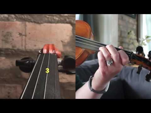 Violin canon rock violin chords : Detail for Violin Tutorial: