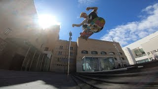 GoPro Skate: Best Moments of Spain's MACBA Life 2018