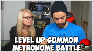 METRONOME BATTLE w/ ShadyPenguinn and Shady Lady!  LootCrate