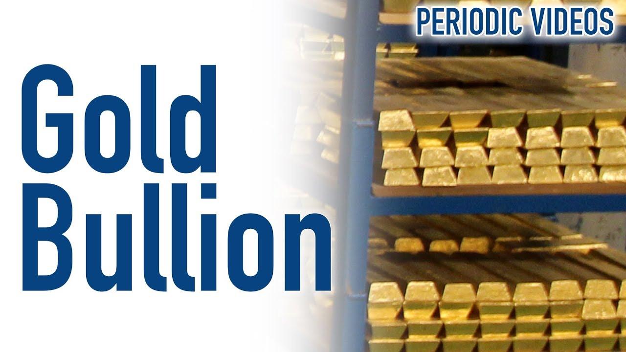 Gold bullion vault periodic table of videos youtube gold bullion vault periodic table of videos urtaz Gallery