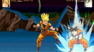Dragon Ball Z MUGEN Edition 2010