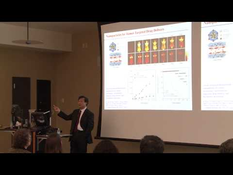 "Dr. Kinam Park, ""30 Years of Research on Drug Delivery: A Personal Reflection"""