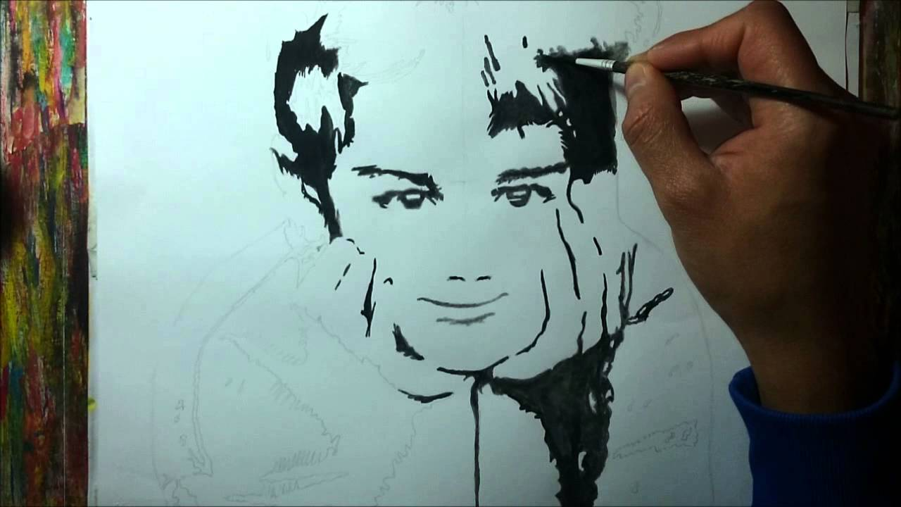 Line Drawing Of Child S Face : Drawing children face children´s day in mexico april youtube