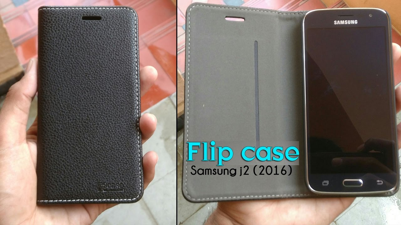 separation shoes c3e16 eb603 Samsung J2 pro (2016) flip case by Ncase-Unboxing & Review!