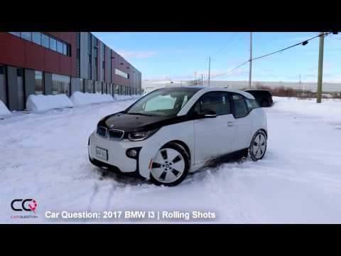 2017-2018 BMW I3 with REX | Rolling Shots! | Review: Part 7/7