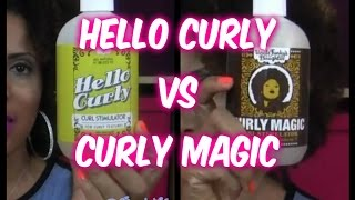 REVIEW:  Hello Curly Gel  |  CurlyKimmyStar Thumbnail