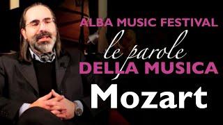 Suoni d'inverno 2020/2021 - Le parole della musica: W. A. Mozart e un'infanzia sempre in viaggio
