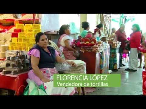 Soy Oaxaca Soy CORTV  -  Vendedora de tortillas