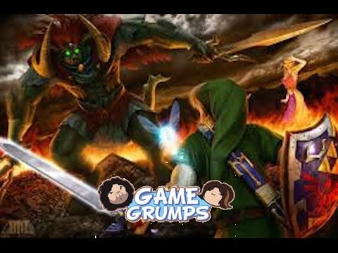Game Grumps Ocarina of Time Mega Compilation