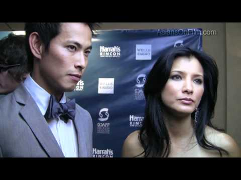 "SDAFF 2011 Red Carpet: ""Almost Perfect"" with Kelly Hu & Ivan Shaw thumbnail"