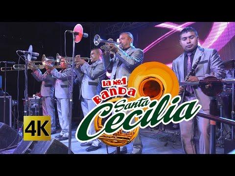 Banda Santa Cecilia - Que La Pase Bonito / Calidad 4K