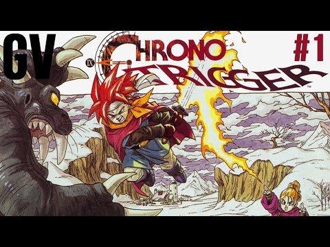 Let's Play Chrono Trigger Part 1 - Good morning, Crono!
