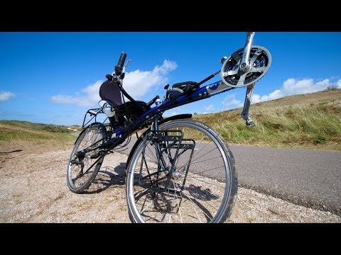 Why Ride a Recumbent Bicycle? - 5 Reasons Why You Should Ride Recumbent!
