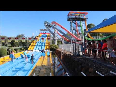 Wet n Wild @ GOLD COAST AUSTRALIA 2018