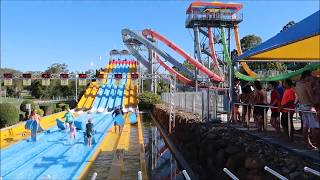 Download lagu Wet n Wild GOLD COAST AUSTRALIA 2018 MP3