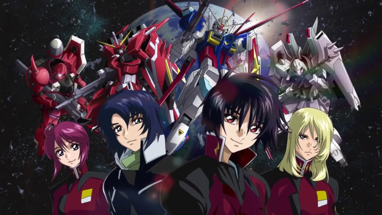 Gundam SEED Destiny」 - OP 1 ...