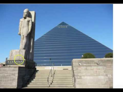 America IS Egypt! LITERALLY! Here's Actual PROOF!!!