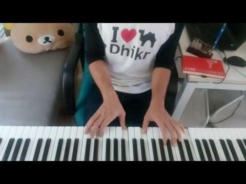 Surat Cinta Untuk Starla (Piano Cover - With Rilakkuma)