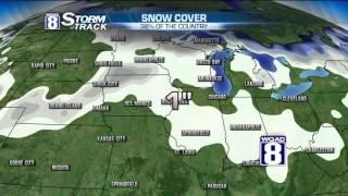 StormTrack 8 Morning Forecast February 9, 2016
