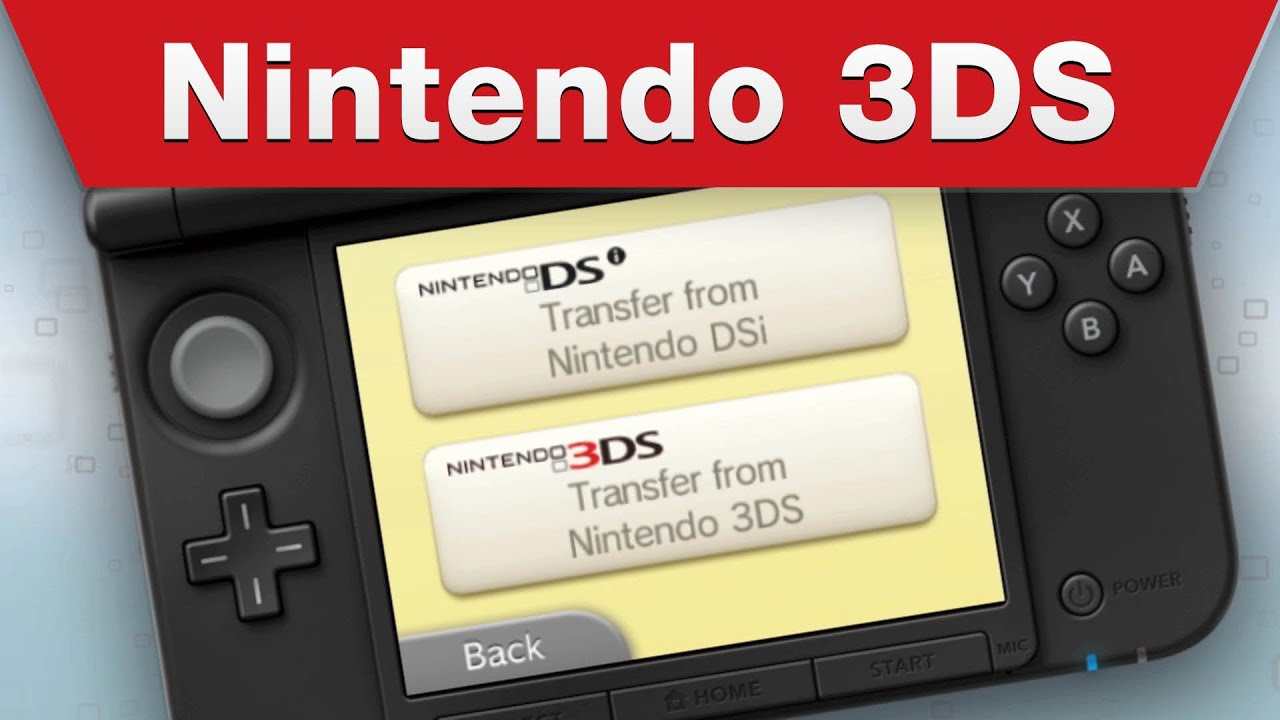 How to transfer data from your 3DS to your 3DS XL - Geek com