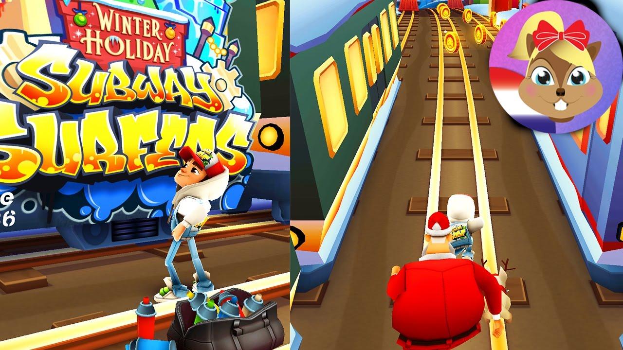 Subway Surfers Das Spiel