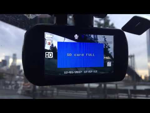 How To Fix Dash Cam Showing Every Time SD Card Is Full