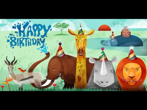 Happy Birthday African Version