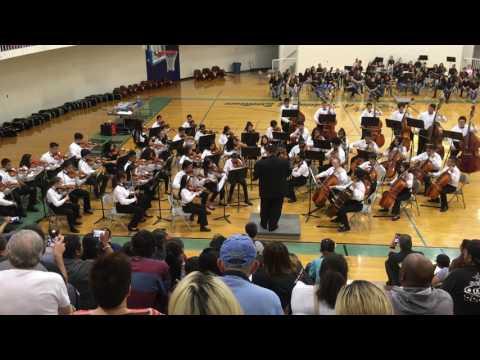 Kenny C Guinn Middle School Spring Concert 2017 - Advanced #5