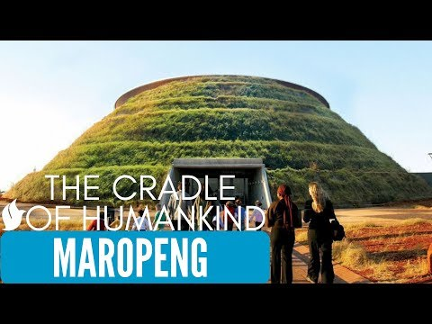 Maropeng - The Cradle of Humankind, Johannesburg, South Africa Tourism