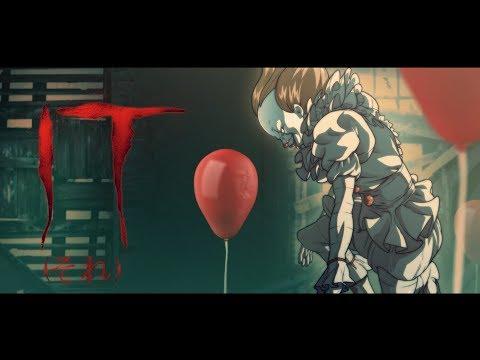 IT Edición Anime - Trailer Oficial - Español Latino - Halloween