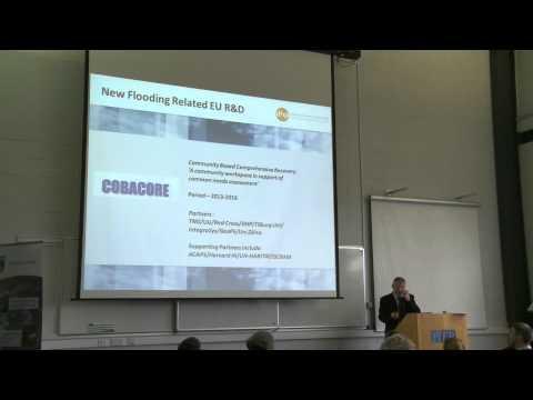 Dr  William Hynes' talk at Flooding in Ireland seminar.